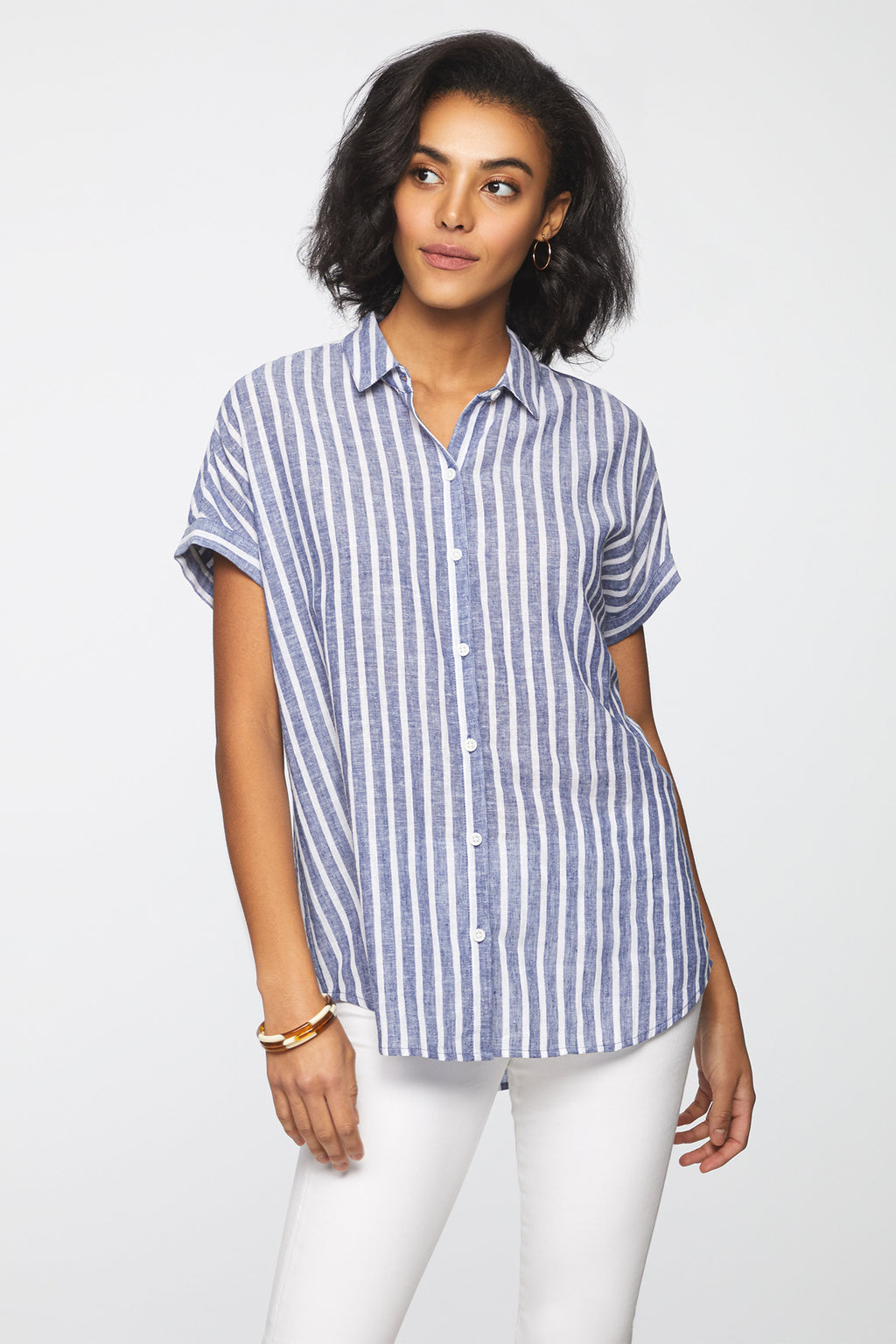 SPENCER SHIRT - FRENCH BLUE