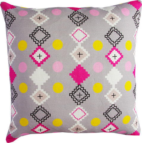 Dotty Kilim cushion cover