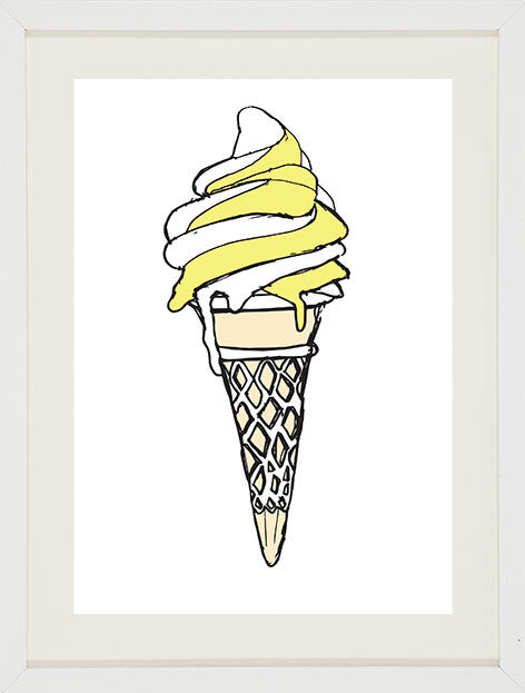 Mr Whippy Ice Cream