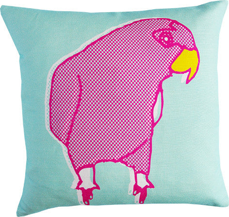 Parrot cushion cover Pre-order