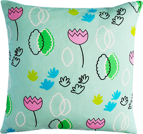 Plantology cushion cover