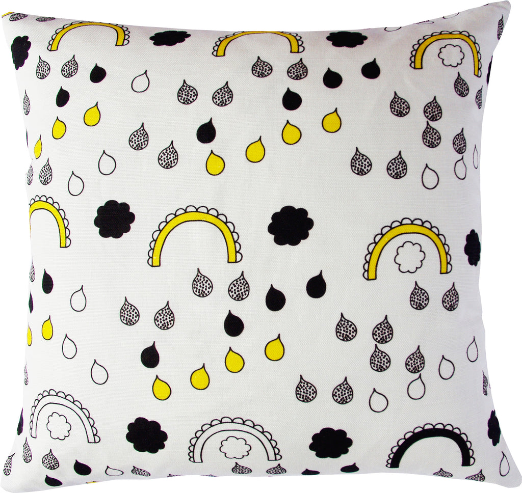 Rainy Days cushion cover