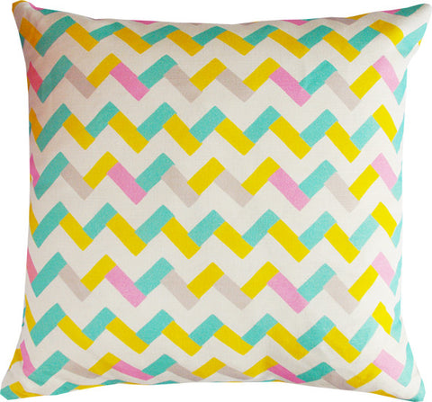 Parquet Zag cushion cover