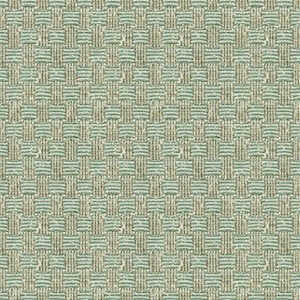 Bosphorus Check Seaglass Indoor/Outdoor Deorator Fabric, Upholstery, Drapery, Home Accent, Kravet,  Savvy Swatch