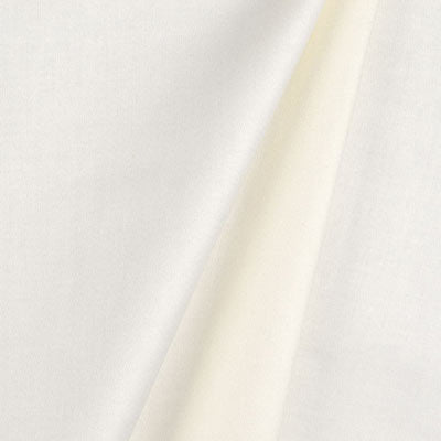 Classic Sateen Lining Drapery White Decorator Fabric by Hanes, Upholstery, Drapery, Home Accent, Hanes,  Savvy Swatch