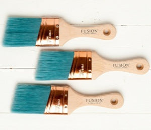 "Synthetic Angled Brush 2""- Fusion Mineral Paint, Paint, Fusion Mineral Paint,  Savvy Swatch"