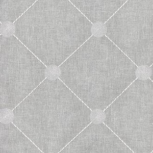 550070 Fanfare Emb Cloud Kelly Ripa Decorator Fabric by PK Lifestyles 1.6yds, Upholstery, Drapery, Home Accent, P/K Lifestyles,  Savvy Swatch