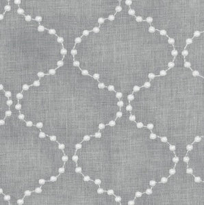 Greenhouse B1789 Smoke HGTV Home Pearl Drop Emb Smoke Fabric PK Lifestyles, Upholstery, Drapery, Home Accent, P/K Lifestyles,  Savvy Swatch