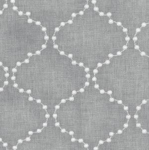 590772 Pearl Drop Emb Smoke HGTV Decorator Fabric by PK Lifestyles, Upholstery, Drapery, Home Accent, P/K Lifestyles,  Savvy Swatch