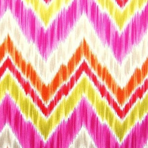 6105312 Tribal Find 003 Fruity Chevron Home Decorator Print Fabric by Braemore, Upholstery, Drapery, Home Accent, Braemore,  Savvy Swatch