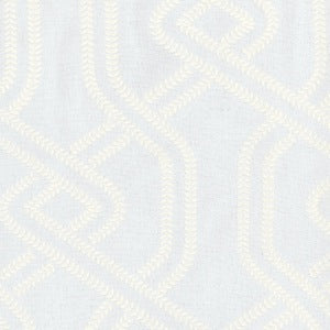 653801 Stitchery Emb Winter White Decorator Fabric by PK Lifestyles, Upholstery, Drapery, Home Accent, P/K Lifestyles,  Savvy Swatch
