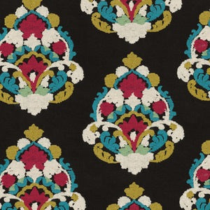 654190 Folk Lure Emb Fiesta Decorator Fabric by Waverly, Upholstery, Drapery, Home Accent, Waverly,  Savvy Swatch