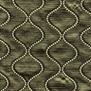 653773 Cosmic Way Emb Charcoal Decorator Fabric by Waverly, Upholstery, Drapery, Home Accent, Waverly,  Savvy Swatch