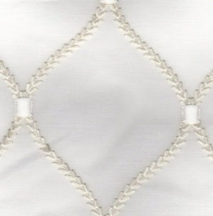 700480 Williamsburg Dabney Emb Cloud Decorator Fabric by Waverly, Upholstery, Drapery, Home Accent, Waverly,  Savvy Swatch