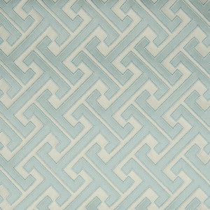 Regal Fabrics R-Skylar Spa Damask Greenhouse Fabric A7862