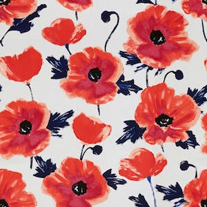 Amapola Maraschino Fabric, Upholstery, Drapery, Home Accent, Tempo,  Savvy Swatch