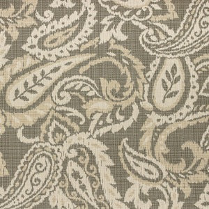 Ayideal Fossil Acrylic Richloom Fortress Indoor/Outdoor Fabric, Upholstery, Drapery, Home Accent, TNT,  Savvy Swatch