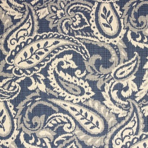 Ayideal Nautical Acrylic Richloom Fortress Indoor/Outdoor Fabric, Upholstery, Drapery, Home Accent, TNT,  Savvy Swatch