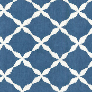 Andalus Emb Aegean 654240 by Waverly Fabric