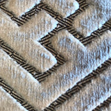 Athens Jacquard Velvet Fabric in Champagne, Upholstery, Drapery, Home Accent, King Textile,  Savvy Swatch
