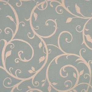 Sunbrella 45099-0003 Cabaret Blue Haze Indoor/ Outdoor Fabric 1.3 yds