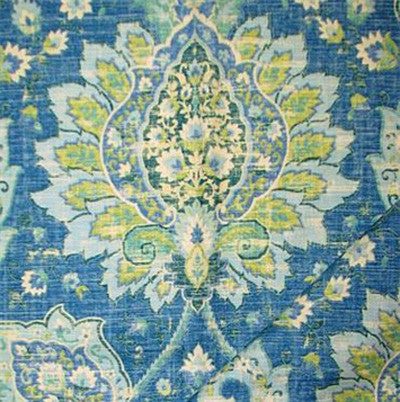 Cadogan Oasis Decorator Fabric by Richloom, Upholstery, Drapery, Home Accent, TNT,  Savvy Swatch