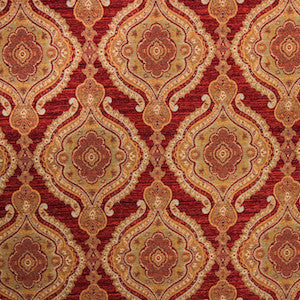 Swavelle Mill Creek Caspar Ruby Decorator Fabric