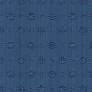 4.5 yards bolt of Brunschwig & Fils Chandler Figured Royal Blue Fabric, Upholstery, Drapery, Home Accent, Tempo,  Savvy Swatch