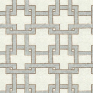 Kravet Thom Filicia City Square Misty Morn Decorator Fabric, Upholstery, Drapery, Home Accent, Kravet,  Savvy Swatch