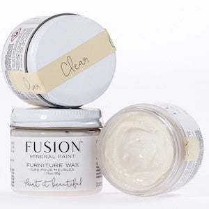 Furniture wax (8 Different Colors) - Fusion Mineral Paint, Paint, Fusion Mineral Paint,  Savvy Swatch