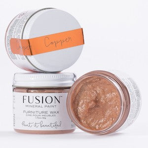 Copper Furniture Wax - Fusion Mineral Paint