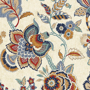 Belle Maison Cordelia Americana Fabric, Upholstery, Drapery, Home Accent, Savvy Swatch,  Savvy Swatch