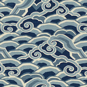 Decowaves-516 Ultramarine, Upholstery, Drapery, Home Accent, Kravet,  Savvy Swatch