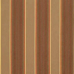 Sunbrella Davidson Redwood 5606-0000 Indoor Outdoor Decorator Fabric