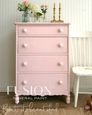English Rose - Fusion Mineral Paint, Paint, Fusion Mineral Paint,  Savvy Swatch