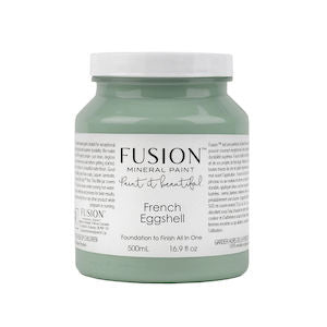 French Eggshell - Fusion Mineral Paint, Paint, Fusion Mineral Paint,  Savvy Swatch