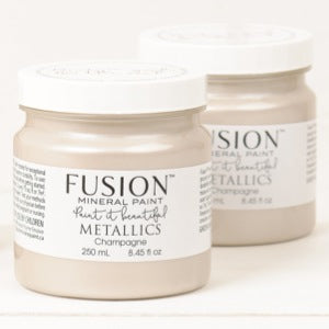 Champagne Metallic - Fusion Mineral Paint, Paint, Fusion Mineral Paint,  Savvy Swatch