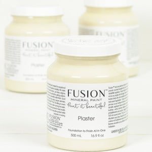 Plaster - Fusion Mineral Paint, Paint, Fusion Mineral Paint,  Savvy Swatch