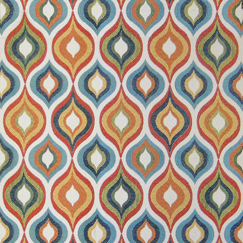 Flicker Jewel Ogee K2405 Decorator Fabric By Regal Kovi K2405 Savvy Swatch