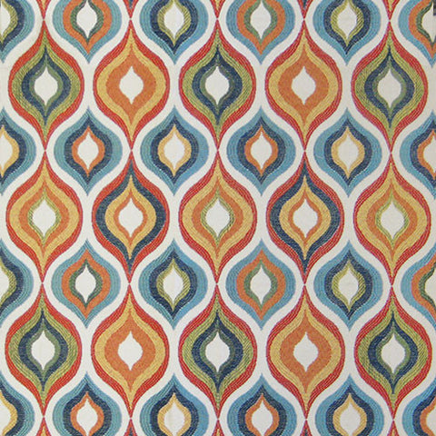 Flicker Jewel Ogee K2405 Harper-W Decorator Fabric by Regal, Upholstery, Drapery, Home Accent, Regal,  Savvy Swatch