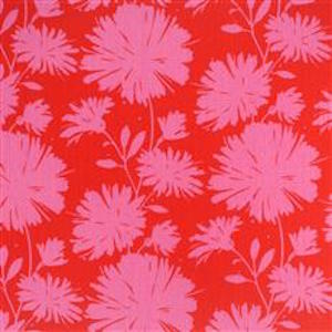Gerbera - Maraschino Decorator Fabric