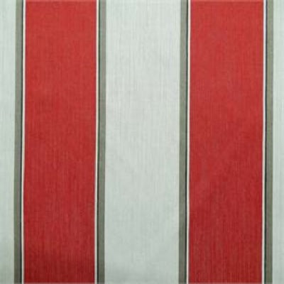 Mason Cherry Wide Stripe Decorator Fabric by Golding, Upholstery, Drapery, Home Accent, Outdoor, Golding,  Savvy Swatch