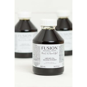 Hemp Oil Wood Finish - Fusion Mineral Paint, Paint, Fusion Mineral Paint,  Savvy Swatch