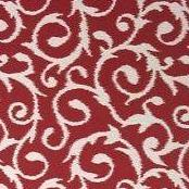 Outdura Chateau Cayenne Indoor/Outdoor Decorator Fabric, Upholstery, Drapery, Home Accent, TNT,  Savvy Swatch