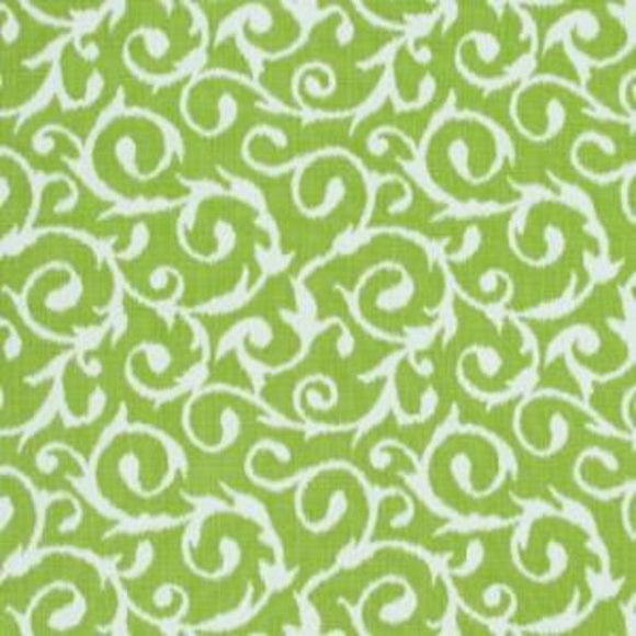 Outdura Chateau Palm Indoor Outdoor Decorator Fabric, Upholstery, Drapery, Home Accent, TNT,  Savvy Swatch