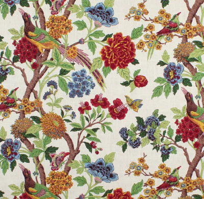 Richloom Whipporwill Summer Fabric, Upholstery, Drapery, Home Accent, Richloom,  Savvy Swatch