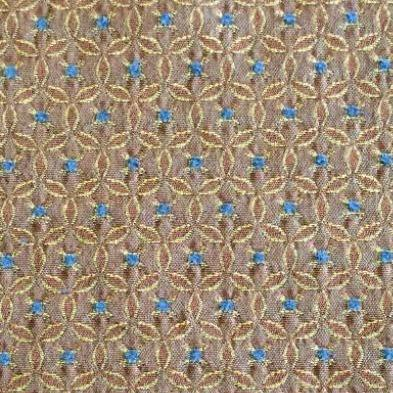Small Print Floral M9778 Copper Upholstry Fabric by Merrimac Textiles, Upholstery, Drapery, Home Accent, Merrimac Textile,  Savvy Swatch