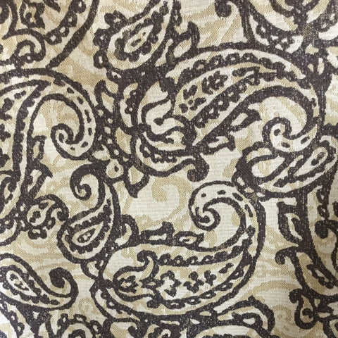 Tuscan Paisley Decorator Fabric, Upholstery, Drapery, Home Accent, Savvy Swatch,  Savvy Swatch