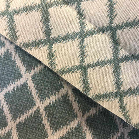 Outdura Lavalier Teal Decorator Indoor Outdoor Fabric, Upholstery, Drapery, Home Accent, Outdura,  Savvy Swatch