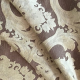 Taupe M4918 Fabric by Merrimac Textiles
